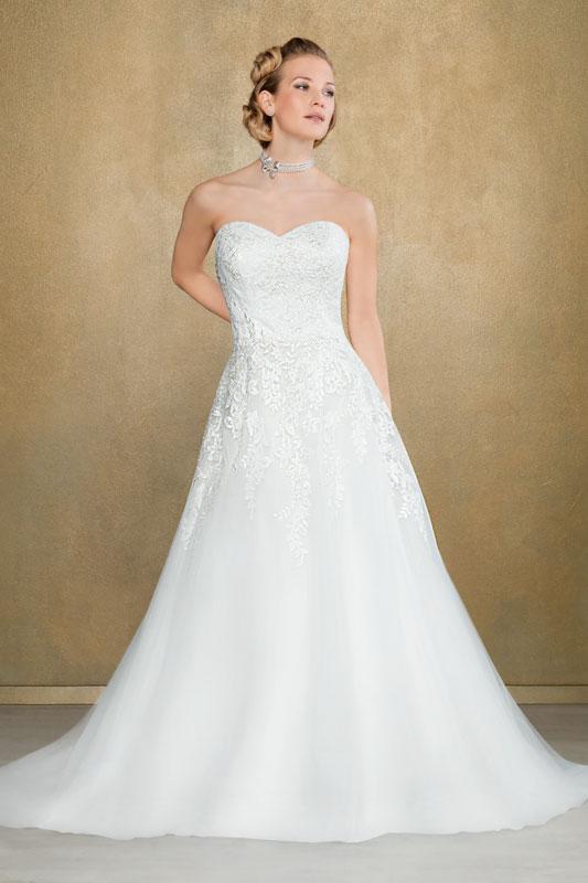 Brautkleider von Euro Mode Donner – Veronikas Braut- und Festmoden
